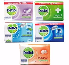 Dettol Anti-Bacterial Hygiene Hand and Body Bar... - $5.99
