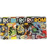 ~Marvel~ Rom Spaceknight Comic Book Lot (5) 2,3,4 5, 34 - $49.49
