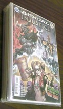 Injustice Gods Among Us Year Five #1 – 20 (of 20) + ANNUAL 1  DC 2016 - $75.00