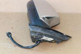 13-17 GMC Terrain Power Door Wing Mirror w/ Blind Spot Passngr Right RH (10wire) image 3
