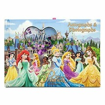 Walt Disney World Exclusive Princess Autograph and Photo Album Book - $44.54