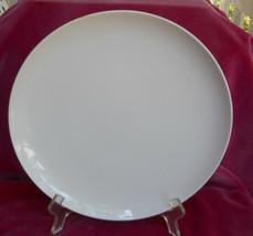 Franciscan Cloud Nine White Bread Dessert Plates 4 Retro Mid Century - $24.74