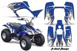 Yamaha Breeze 125 Graphics Sticker Kit AMR Racing ATV Quad Decal 89-07 T... - $169.95