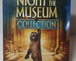 Night at the Museum Collection (Blu-ray Disc, 2017, Includes Digital Copy)NEW