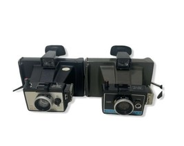 2x Vintage Polaroid Colorpack II and Colorpack Land Cameras - $23.95