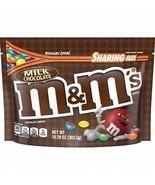 M&M'S Milk Chocolate Candy Sharing Size Bag, 10.7 oz - $7.00