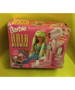 Barbie Hair Blower Without Fragrance 1998 Mattel Opened  - $18.52