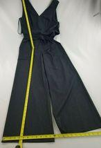 Nuevo Calvin Klein Mujer Mono Mono Pantalones Top CD9D11MT Azul Marino 4 Msrp image 4