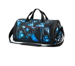 Men Gym Bags For Training Waterproof Basketball Fitness Women Outdoor Sp... - $42.99