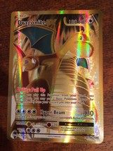 DRAGONITE EX FULL ART 106/108 EVOLUZIONI XY CARTA POKEMON INGLESE - $13.41