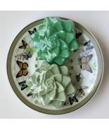 Green Succulent Handmade Soap,Lush Scent,Emerald Scent,Goat's Milk,UCHOO... - £3.62 GBP