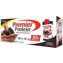 Premier Protein High-Protein Shake, Cookies & Cream 11 fl. oz, 24 pk.