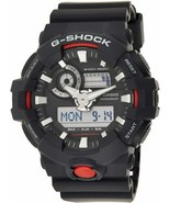 Casio G-Shock Black Dial Strap Men's Multifunction Digital Watch GA700-1ADR - $91.07