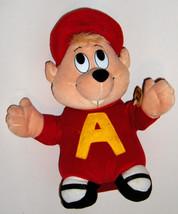 AlLVIN the Chipmunk Christmas singing plush - $25.00