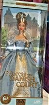 Barbie Dolls of the World Princess of the Danish Court Collector Edition... - $44.95