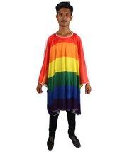 Adult Men's Flag Costume | Patriotic Cosplay Costume H1581 - $51.85
