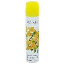English Freesia by Yardley London Body Spray 2.6 oz for Women - $20.19