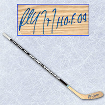Paul Coffey Autographed Sherwood Player Model Hockey Stick with HOF Insc... - $125.00