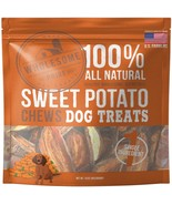 Wholesome Pride Sweet Potato Chews - All Natural Healthy Dog Treats - Ve... - $14.99+