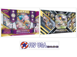 Mega DIANCIE EX Premium Collection & Mega Beedrill EX Booster Boxes POKE... - $89.99