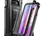 Galaxy S10e Unicorn Beetle Pro Full Body Rugged Holster Case (Black) - $241,38 MXN