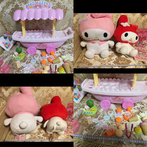 My Melody Novelty Big Plush Toy Sanrio Candy Shop - $316.44