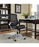 Modway Attainment Office Chair With Leatherette Seat, Multiple Colors - $365.50