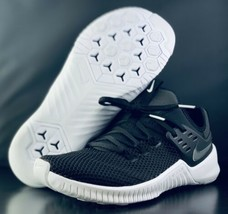 NEW Nike FREE X METCON Black Running Shoes AH8141 001 Size 9 - $89.09