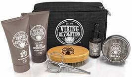 Beard Care Kit for Men Gift - Beard Grooming Kit Contains Travel Size Beard Oil, image 9