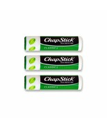 Chap Stick Skin Protectant | Classic Spearmint (Pack of 3) - $9.95