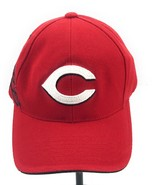 Puma Men's MLB Cincinnati Reds Strapback Baseball Red Hat Cap Adjustable - $18.80