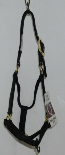 Valhoma 580QBK Black Small Horse Halter Five Hundred Eight Hundred Pounds