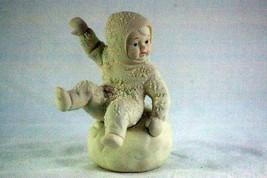 Dept 56 Snowbabies Don't Fall Off Figurine - $4.84