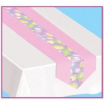 Pack of 6 Pastel Easter Egg Table Runner Party Decorations 6' - $81.67