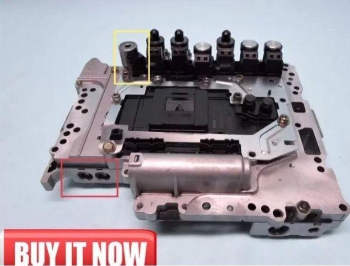 100+ 2005 Nissan Transmission Valve Body – yasminroohi