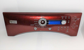 GE Profile Dryer : Control Selection Panel : Red (212D1410) {P3989} - $39.59