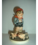 Hummel HUM 66 Farm Boy Figurine - $45.00