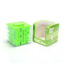 Maze Puzzle Money Box Money Saving Box, Coin Cash Bills Storage Boxes fo... - $11.68