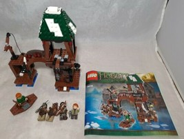 Lego the Hobbit Attack on Lake-town (79016) - Retired Set 100% complete - $84.14