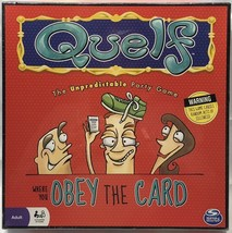 QUELF The Unpredictable Party Game *Box Damage* #20060429 - $19.59