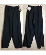 NWT Forrester's Mens Large Outerwear Waterproof Rain Shedder Pants BLACK... - $41.61