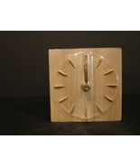 Today Hearth And Hand With Magnolia Wooden Desk Clock. Brand New - $14.99