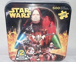 Star Wars 500 Piece Puzzle #49514 by Hasbro - $18.81