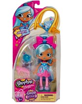 Shopkins Shoppies Doll Jascenta w/ exclusive Peyton Perfume Shop Style - $12.95