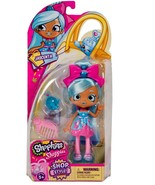 Shopkins Shoppies Doll Jascenta w/ exclusive Peyton Perfume Shop Style - $12.95