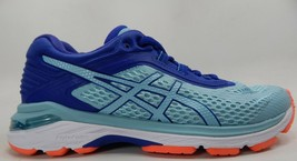 Asics GT 2000 v 6 Size US 6.5 M (B) EU 37.5 Women's Running Shoes Blue T... - £43.76 GBP