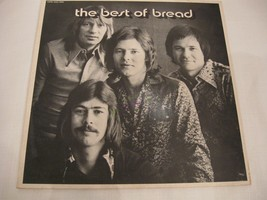 The Best Of Bread David Gates Elektra 75056 Stereo LP Record Vinyl Album - $24.74