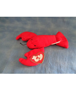 TY McDonald's Teenie Beanie Baby Pinchers The Red Lobster w/ Tags - $1.73