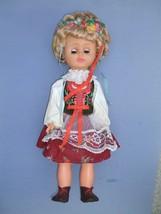 Polish Costume Doll - $8.00