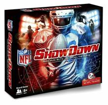 NFL Showdown Board Game. All 32 NFL Teams. New Sealed Family Fun Interac... - $18.80